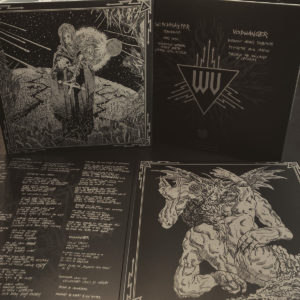 Copyright: Third Eye Temple / Witchmaster / Voidhanger; Detail LP-Cover