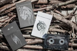 Copyright: The Crawling Chaos Records / Blyh - Image shows tape version